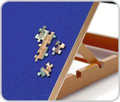 Wooden Puzzle Board Easel - image 4 - Click to Zoom