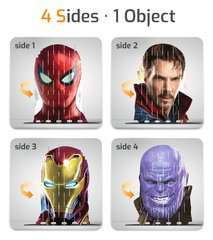 4S Vision Spider-Man/Iron Man - image 3 - Click to Zoom