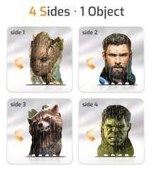 4S Vision Avengers Infinity War Groot & Co. - Bild 3 - Klicken zum Vergößern