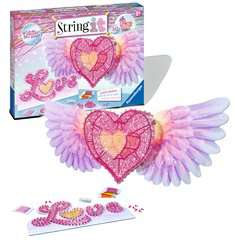 String it Maxi: 3D-Heart - Bild 2 - Klicken zum Vergößern