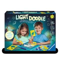 Light Doodle Moon & Stars - Bild 2 - Klicken zum Vergößern