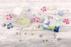 Treasure Pearls starter set: Beauty, bleu - Image 3 - Cliquer pour agrandir