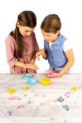 Treasure Pearls starter set: Beauty, bleu - Image 6 - Cliquer pour agrandir