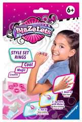 Blazelets Style Set Rings - image 1 - Click to Zoom