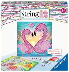 String it Midi: Lama & Flamingo - image 1 - Click to Zoom