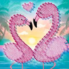 String it midi: Lama & Flamingo - Image 4 - Cliquer pour agrandir
