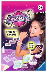 Blazelets Style Set Charms Glow in the Dark - image 1 - Click to Zoom