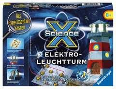 ScienceX® Elektro-Leuchtturm Lernen;Experimente Ravensburger