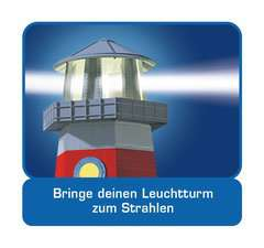 ScienceX® Elektro-Leuchtturm - Bild 3 - Klicken zum Vergößern