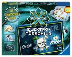 ScienceX Elektro-Türschild - Bild 1 - Klicken zum Vergößern