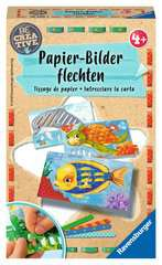 Papierflechten - Bild 1 - Klicken zum Vergößern