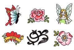 Tattoos - Image 4 - Cliquer pour agrandir