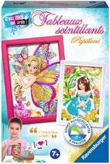 Tableaux scintillants papillons - Image 1 - Cliquer pour agrandir