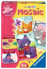 Mosaic Junior: Cats - Bild 1 - Klicken zum Vergößern