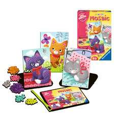 Mosaic Junior: Cats - Bild 2 - Klicken zum Vergößern