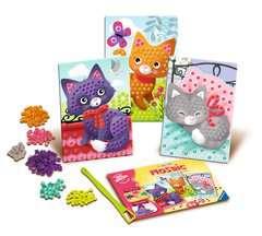 Mosaic Junior: Cats - Bild 4 - Klicken zum Vergößern