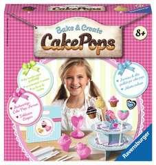 Bake & Create Cake Pops Malen & Basteln;Produkte für Kinder Ravensburger