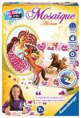 Mosaïque Horses - Image 1 - Cliquer pour agrandir