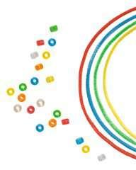 Perlentiere fädeln - Bild 10 - Klicken zum Vergößern
