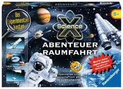 ScienceX® Abenteuer Raumfahrt Lernen;Experimente Ravensburger