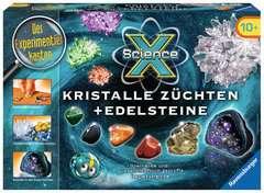 ScienceX Kristalle züchten + Edelsteine - Bild 1 - Klicken zum Vergößern