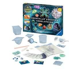 ScienceX Kristalle züchten + Edelsteine - Bild 2 - Klicken zum Vergößern