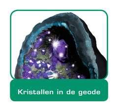 ScienceX® - Kristallen kweken en edelstenen - image 10 - Click to Zoom