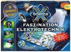 ScienceX Faszination Elektrotechnik Experimentieren;ScienceX® - Bild 1 - Ravensburger