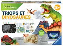 Triops et Dinosaures - Image 1 - Cliquer pour agrandir