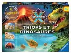 Maxi-Triops et Dinosaures Jeux scientifiques;Préhistoire-Dinosaures - Image 1 - Ravensburger