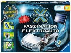 ScienceX® Faszination Elektroauto Experimentieren;ScienceX® - Bild 1 - Ravensburger