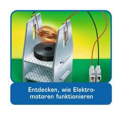 ScienceX® Faszination Elektroauto Experimentieren;ScienceX® - Bild 5 - Ravensburger