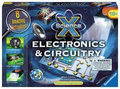 Science X®: Electronics & Circuitry Science Kits;ScienceX® - image 1 - Ravensburger