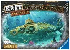 EXIT Adventskalender - Das gesunkene U-Boot - Bild 1 - Klicken zum Vergößern