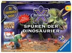 ScienceX Spuren der Dinosaurier - Bild 1 - Klicken zum Vergößern