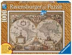 Antike Weltkarte - Bild 1 - Klicken zum Vergößern