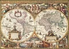Antike Weltkarte - Bild 2 - Klicken zum Vergößern