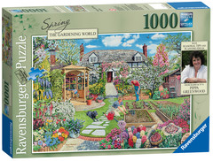 Gardening World – Spring, 1000pc - image 1 - Click to Zoom