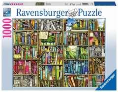 Magisches Bücherregal - Bild 1 - Klicken zum Vergößern