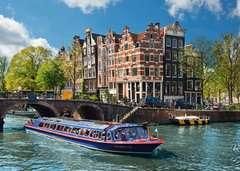Grachtenfahrt in Amsterdam - Bild 2 - Klicken zum Vergößern