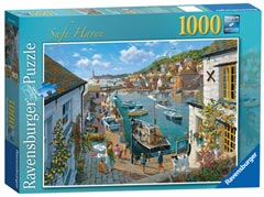 Safe Haven, 1000pc - image 1 - Click to Zoom