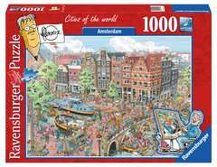 Fleroux - Amsterdam, cities of the world - image 1 - Click to Zoom