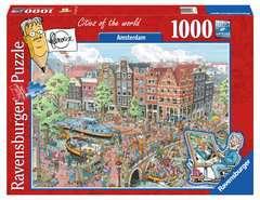 Fleroux Cities of the world: Amsterdam! - Image 1 - Cliquer pour agrandir