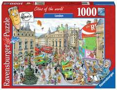 Fleroux Cities of the world: London! - Image 1 - Cliquer pour agrandir