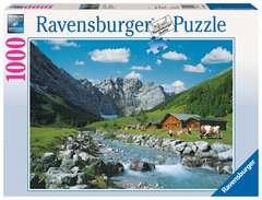 Karwendelgebirge, Österreich - Bild 1 - Klicken zum Vergößern