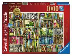 The Bizarre Bookshop, 1000pc - image 1 - Click to Zoom