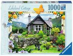 The Lakeland Cottage, 1000pc - image 1 - Click to Zoom
