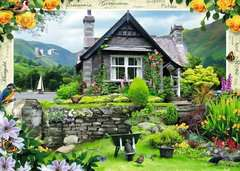 The Lakeland Cottage, 1000pc - image 2 - Click to Zoom