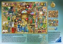 Bibliothèque bizarre - Image 2 - Cliquer pour agrandir