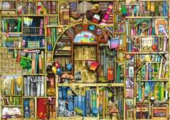 Bibliothèque bizarre - Image 3 - Cliquer pour agrandir